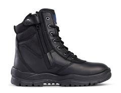 Mongrel High Leg Zipsider Safety Boot