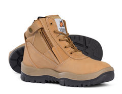 Mongrel Non-Safety Zipsider Boot