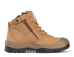 Mongrel Zipsider Safety Boot W/ Scuff Cap