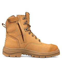 Oliver 55-332Z 150mm Wheat Zip Sided Safety Boot