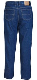 A pair of Pilbara blue Denim Jeans