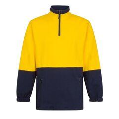 Portwest HiVis Cotton 1/2 Zip Pullover