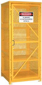 Pratt Aerosol Storage Gas Cage