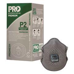 Pro Choice Dust Masks Promesh P2+Valve+Carbon