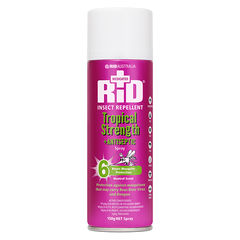 RID Tropical Strength Insect Repellent 150g