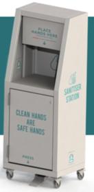Ramsol Hand Sanitiser Station