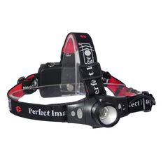 Rechargeable Zoom Headlamp