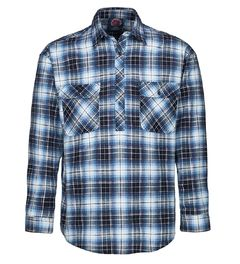 Ritemate Closed Front Flannelette Shirt - 5 Pack