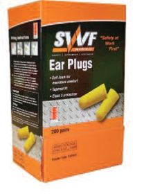 SWF Earplugs