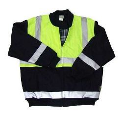 Safety Bomber Jacket