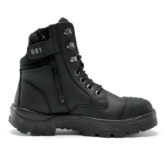 Steel Blue Southern Cross Zip Safety Boot