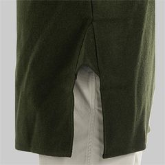 Close up of the side of a Swanndri Bushshirt