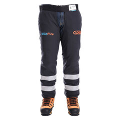 Clogger Wildfire Fire Resistant Chainsaw Chaps