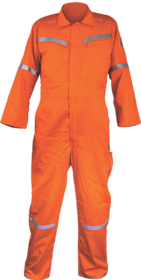 S&H Fire Retardant Coverall