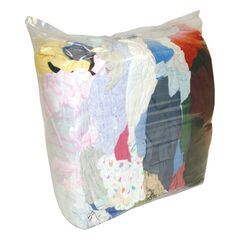 Workshop Cotton Rags Colored 10kg