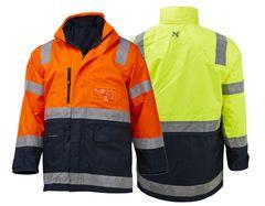 XAX C4 Jacket Vest Combo