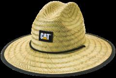 CAT Straw Hat